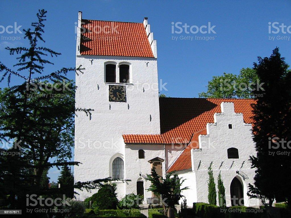 Church 1 royalty-free stock photo