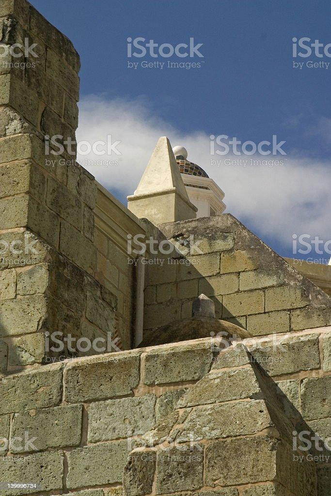 church abstract royalty-free stock photo