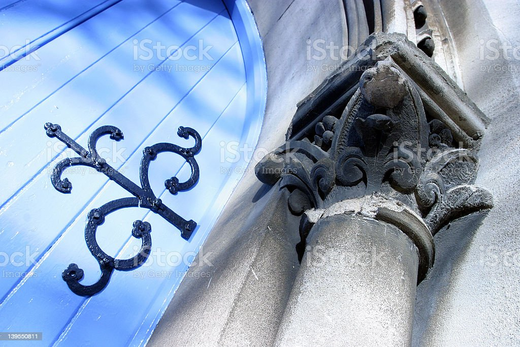 Church Architecture royalty-free stock photo