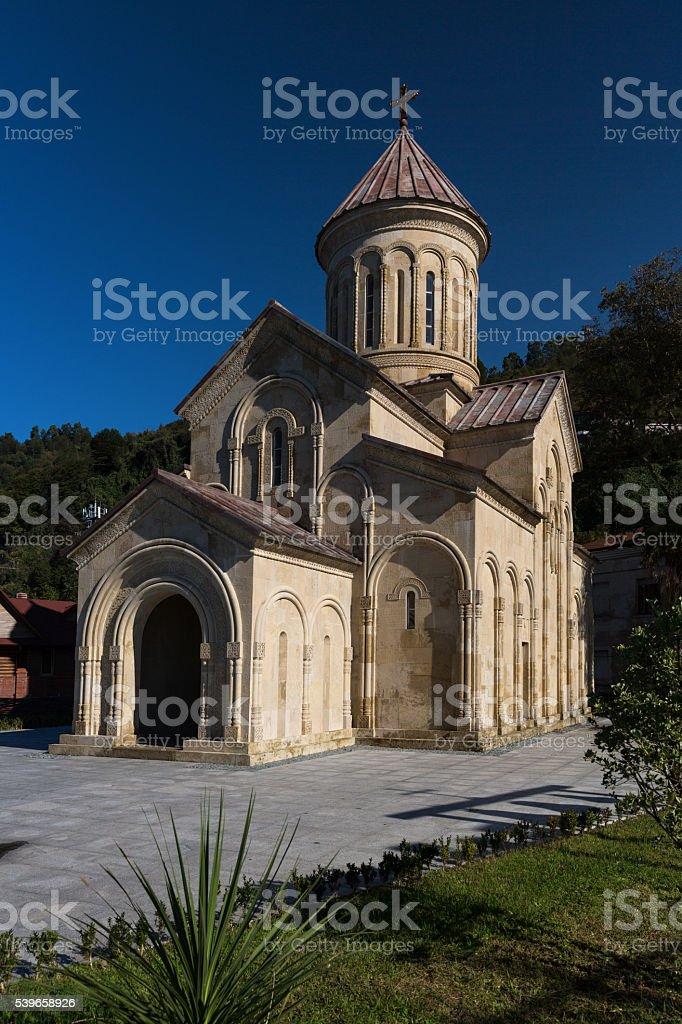 Church, Batumi, georgia stock photo