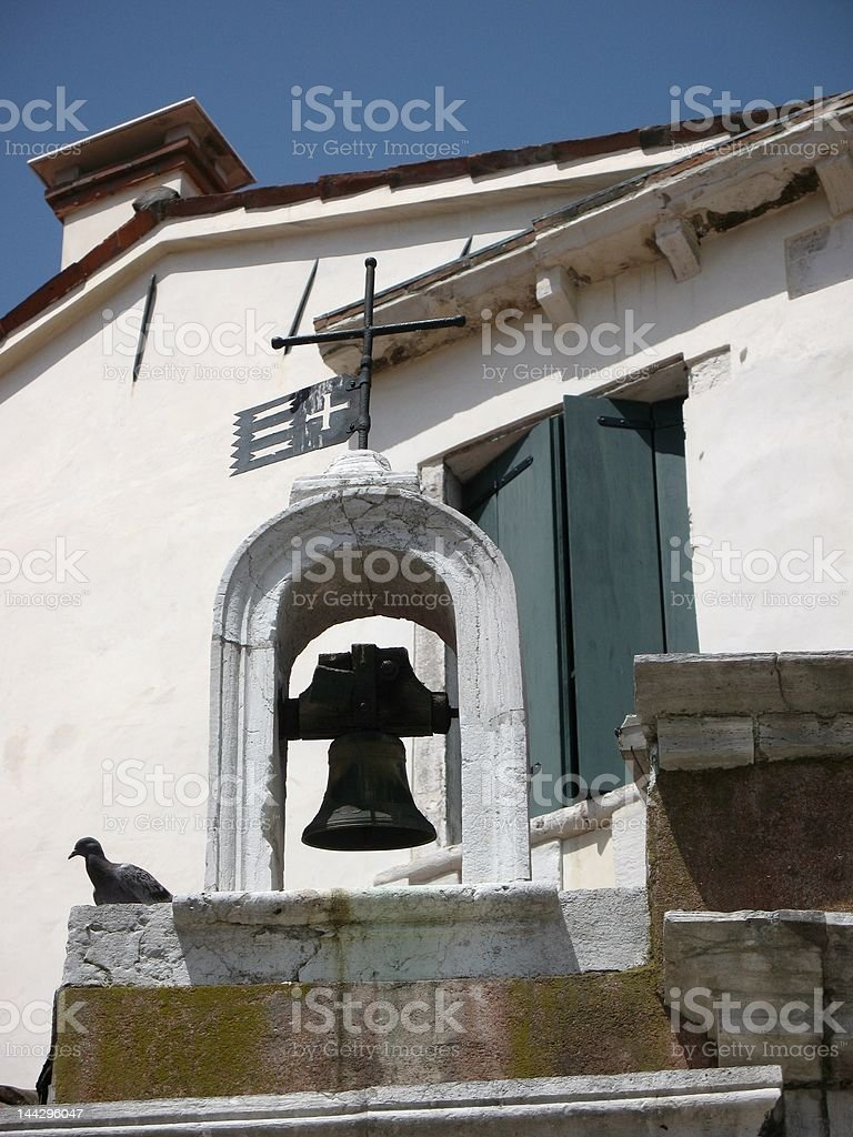 Church Bell royalty-free stock photo