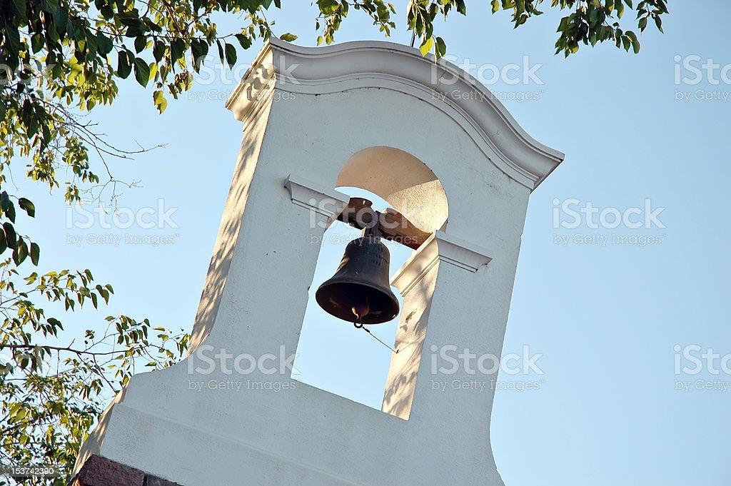 Kirche bell Lizenzfreies stock-foto