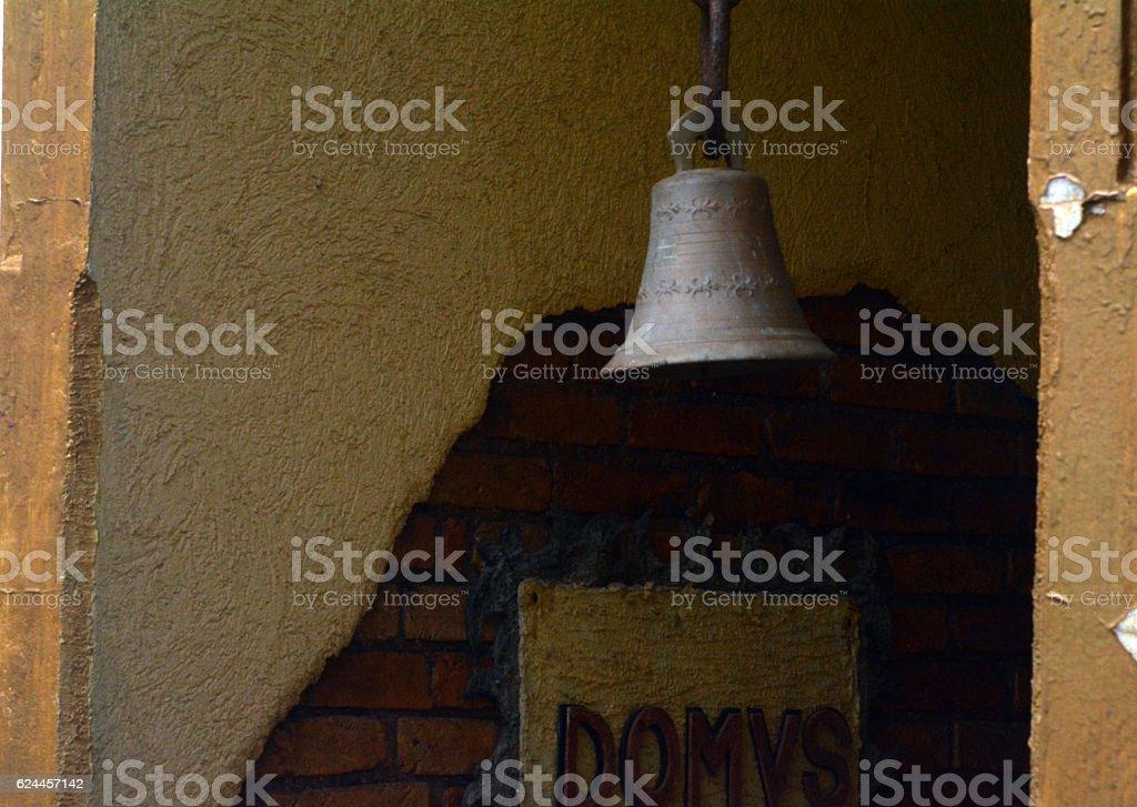 Church Bell stock photo