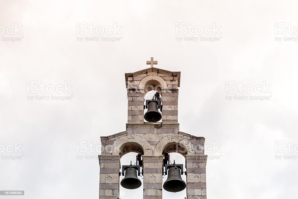 Church bells royalty-free stock photo