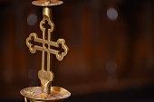 Church candlestick