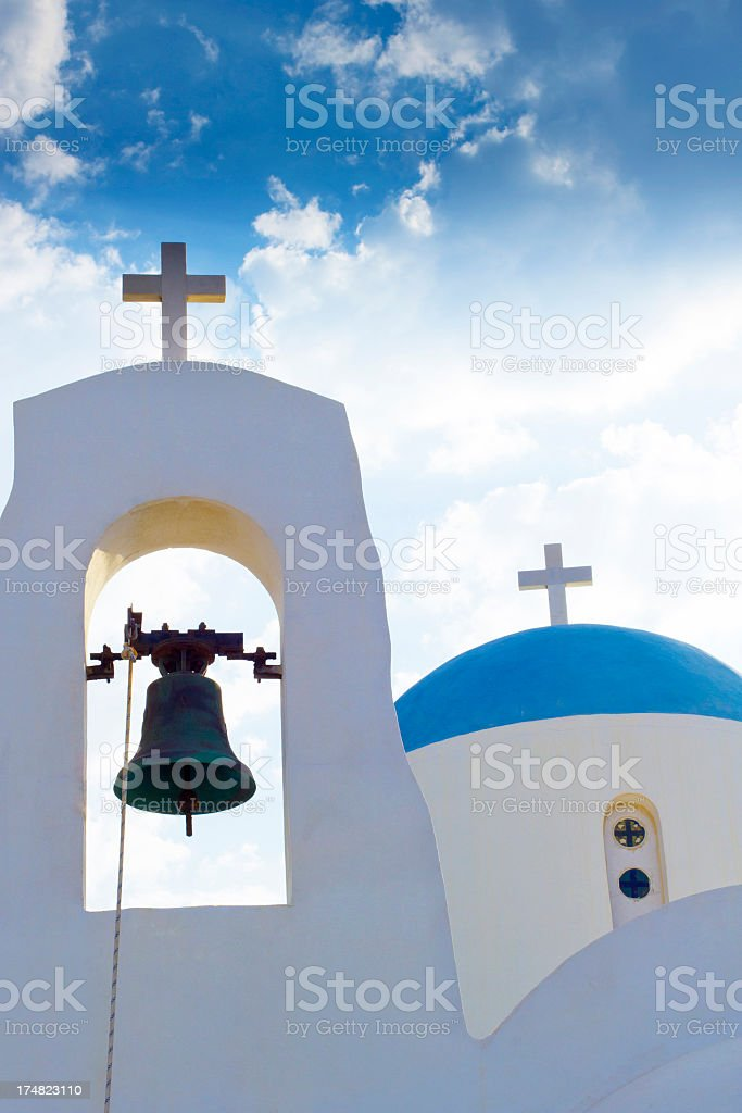 church Cyprus royalty-free stock photo