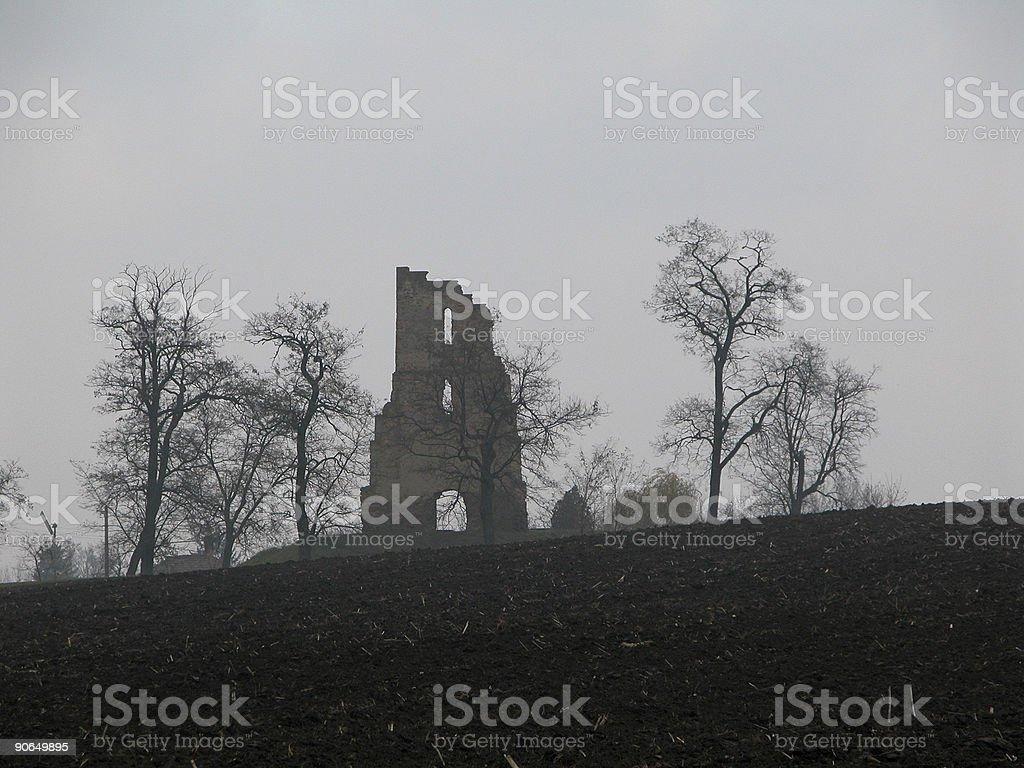church II royalty-free stock photo