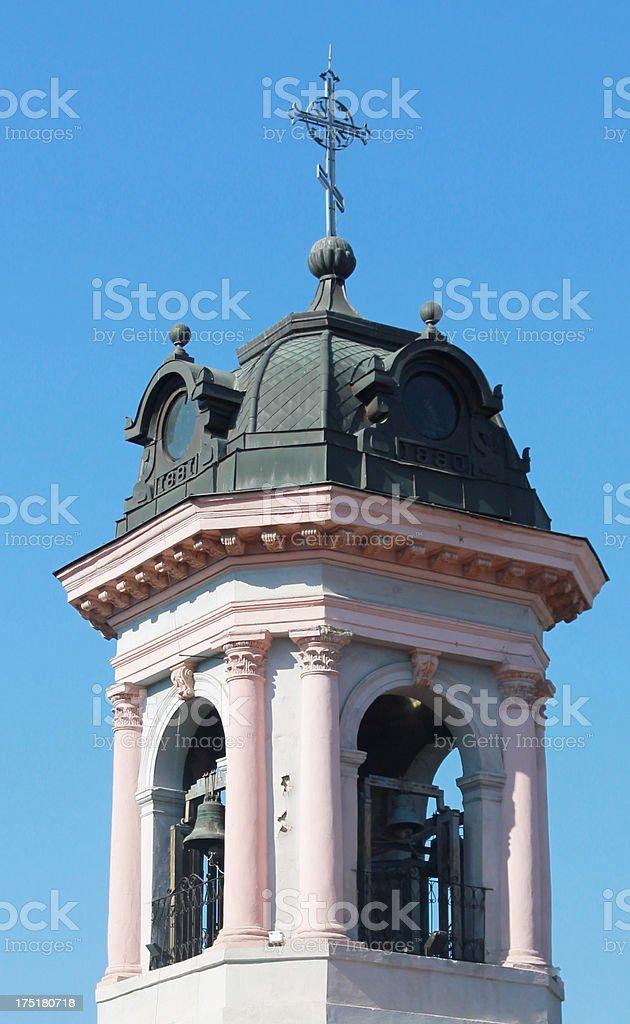 Church in Plovdiv stock photo