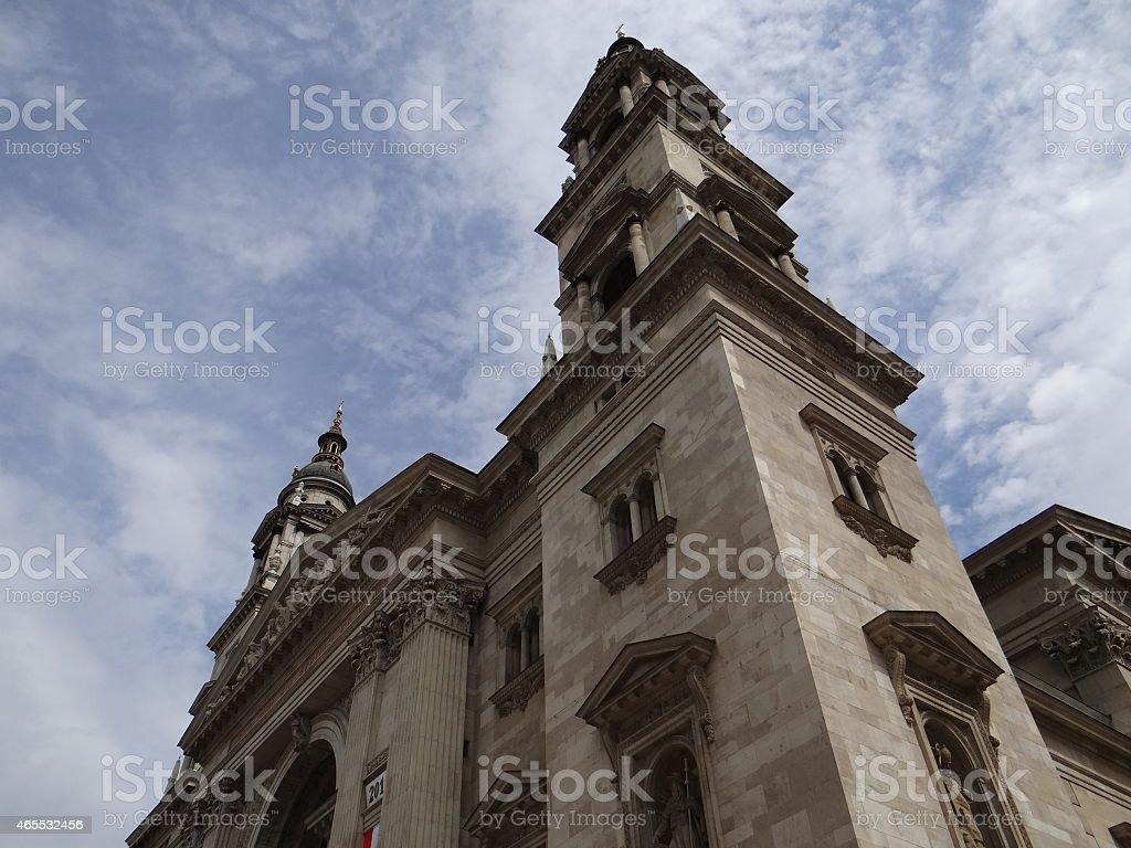 Iglesia en Roma foto de stock libre de derechos