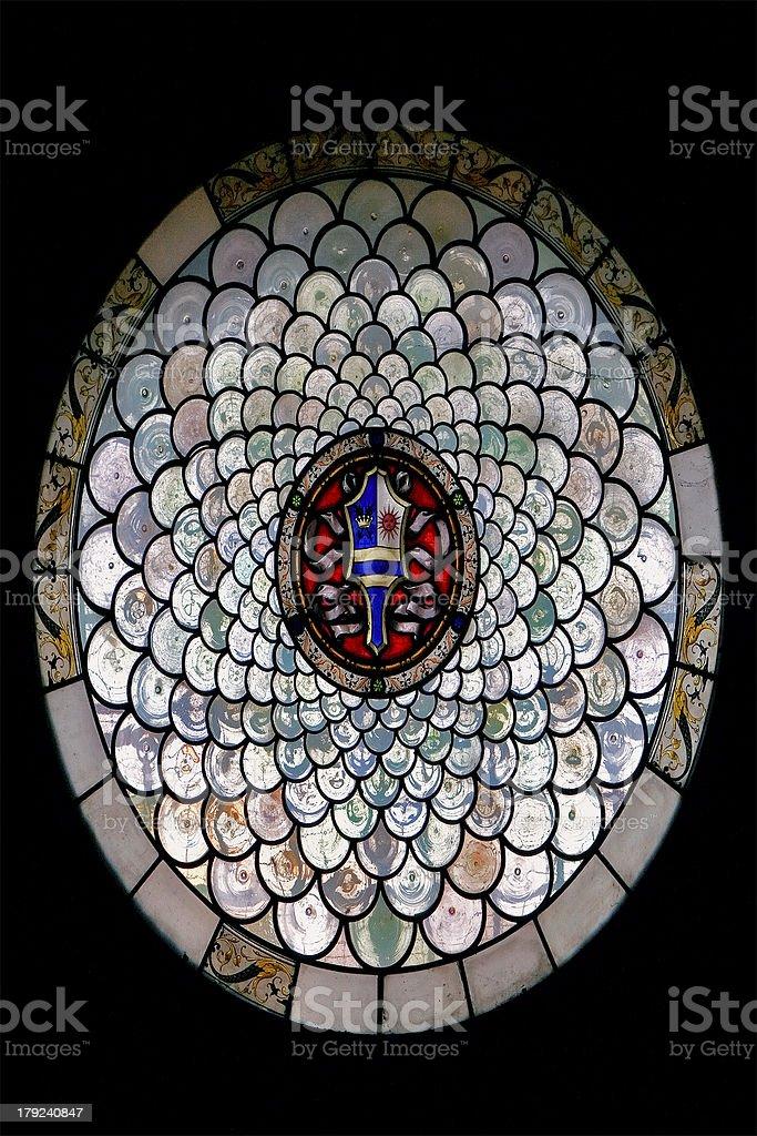 church modena  italy royalty-free stock photo
