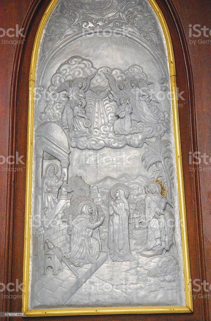 Church of Christan royalty-free stock photo