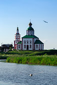 Church of Elijah the Prophet in Suzdal