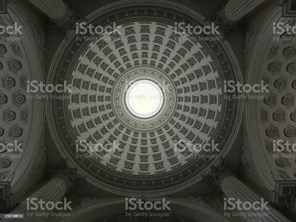 Church of Imperia royalty-free stock photo