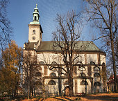 Church of Jesus in Cieszyn. Poland
