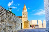 Church of Our Lady of Health, Krk, Croatia