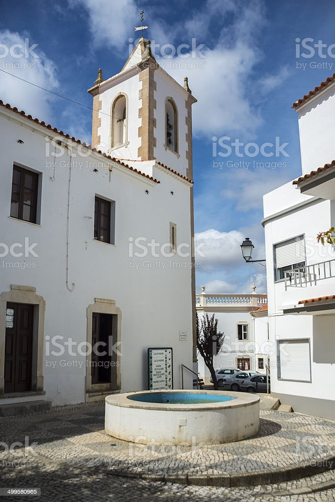 Church of Nossa Senhora da Esperan?a royalty-free stock photo