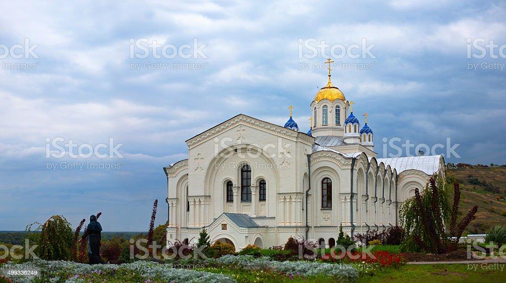 Church of Our Lady of Kazan royalty-free stock photo