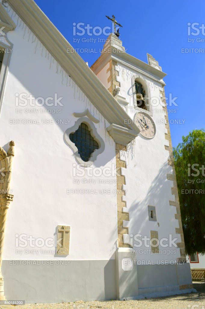 Church of Our Lady of the Assumption stock photo