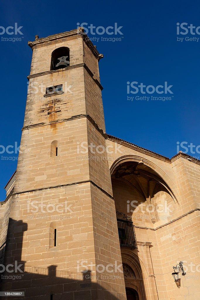 Church of Paganos royalty-free stock photo