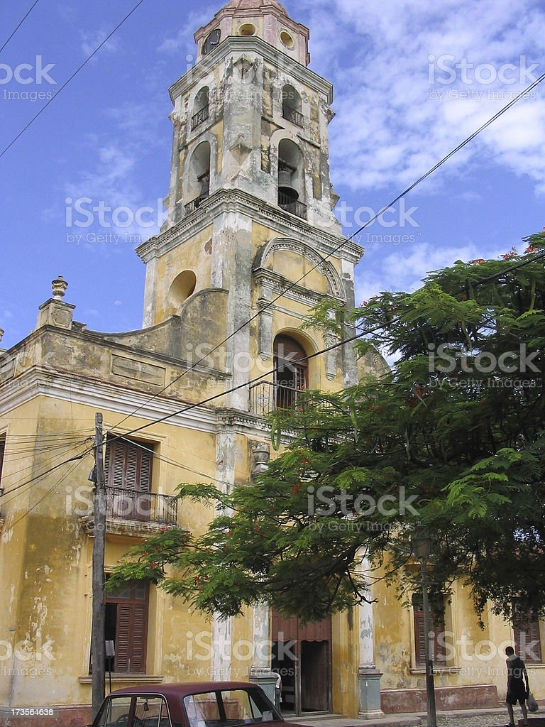 FT - Church of S. Francesco d'Assisi royalty-free stock photo