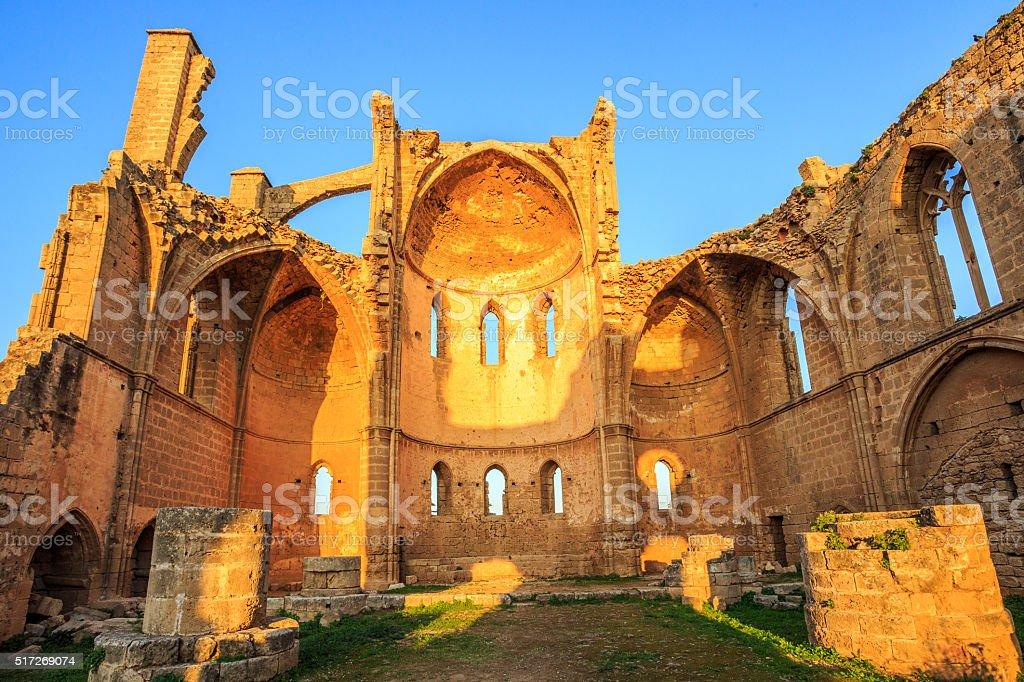 Church of Saint George, Famagusta stock photo