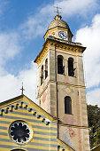 Church of San Martino - Portofino Italy