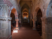 Church of San Secondo in Cortazzone (Piedmont, Italy)
