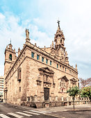 Church of Santos Juanes. Valencia, Spain