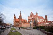 Church of St. Francis and Bernard, Vilnius