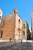 Church of St. Maria di Costantinopoli. Giovinazzo. Puglia. Italy.
