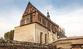 Church of Sts. Catherine of Alexandria in Krakow
