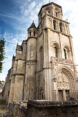 Church of Sts. Radegund at Poitiers