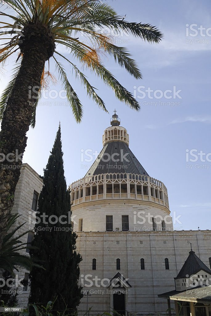 Church of the Annunciation royalty-free stock photo