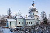 Church of the Assumption of the Blessed Virgin in Velsk