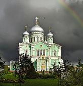 Church of the Holy Trinity Seraphim-Diveevo Convent (Russia)