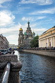 Church of the Saviour on Spilled Blood , Griboedova Canal