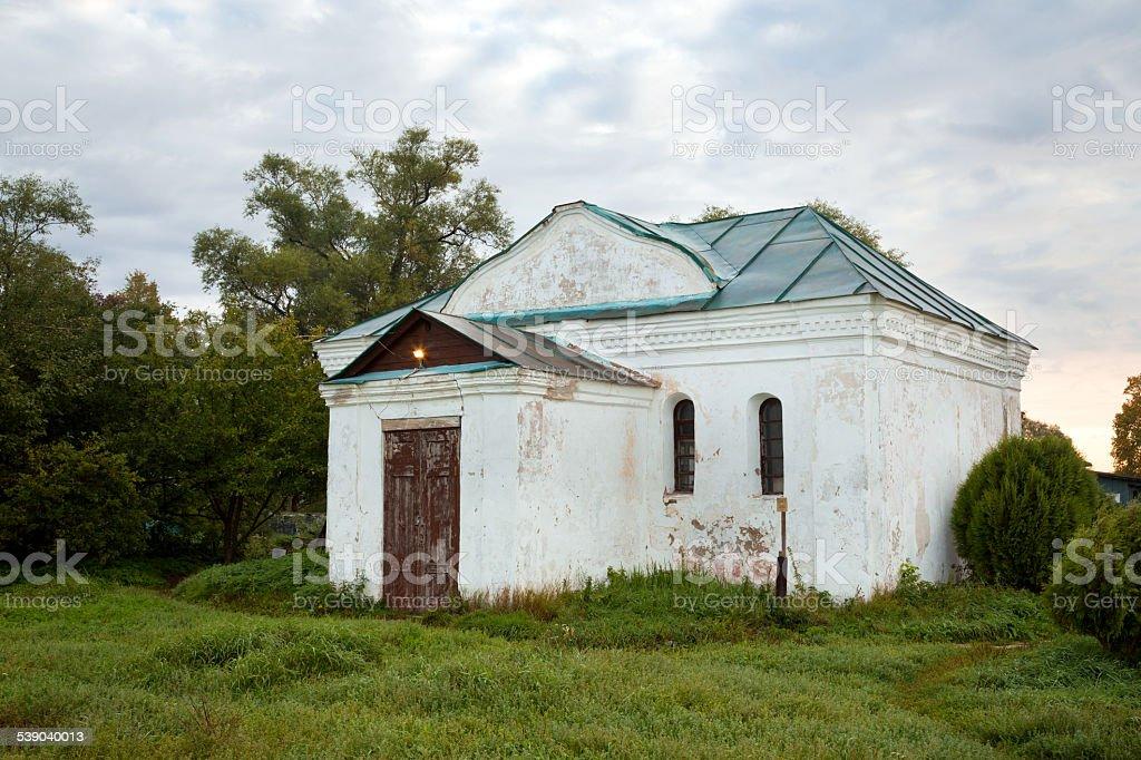 Church of the Three Hierarchs Ecumenical Teachers. Bogoly stock photo