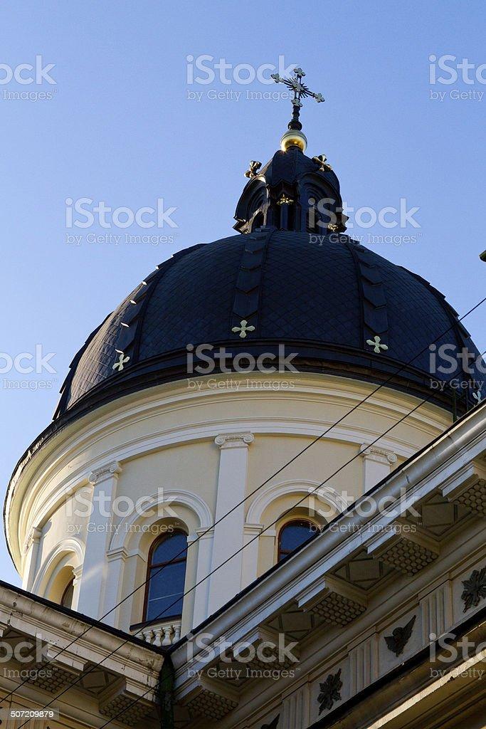 Church of Transfiguration royalty-free stock photo