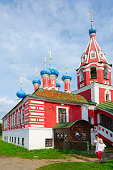 Church of Tsarevich Dmitry on Blood, Uglich, Russia