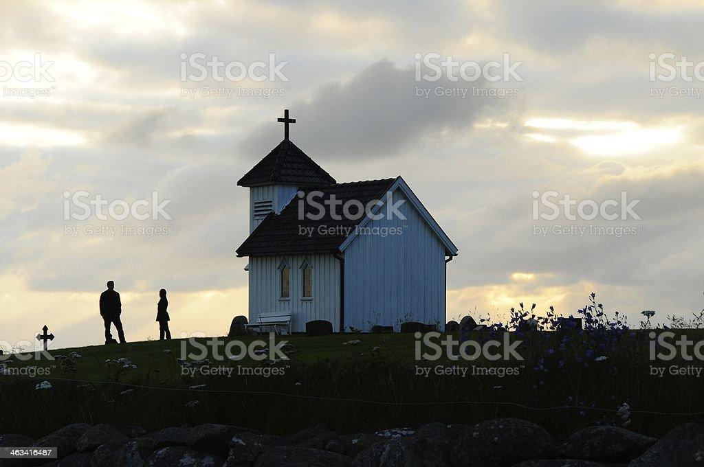 Igreja foto royalty-free