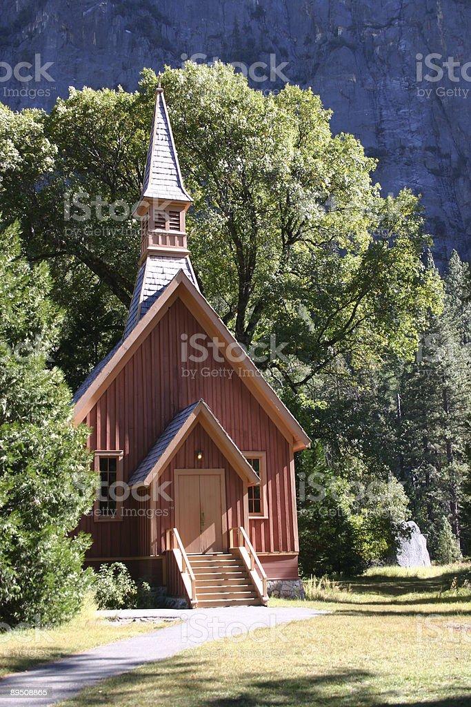Kościół zbiór zdjęć royalty-free