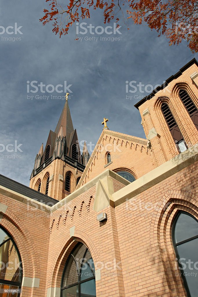 church royalty-free stock photo