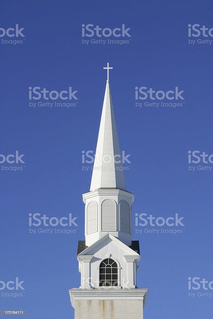 Church Steeple 6 royalty-free stock photo