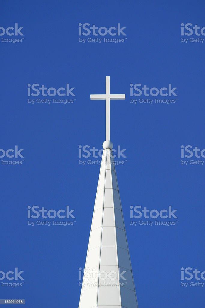 Church Steeple 8 royalty-free stock photo