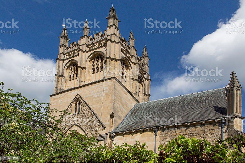 Church Tower - England stock photo