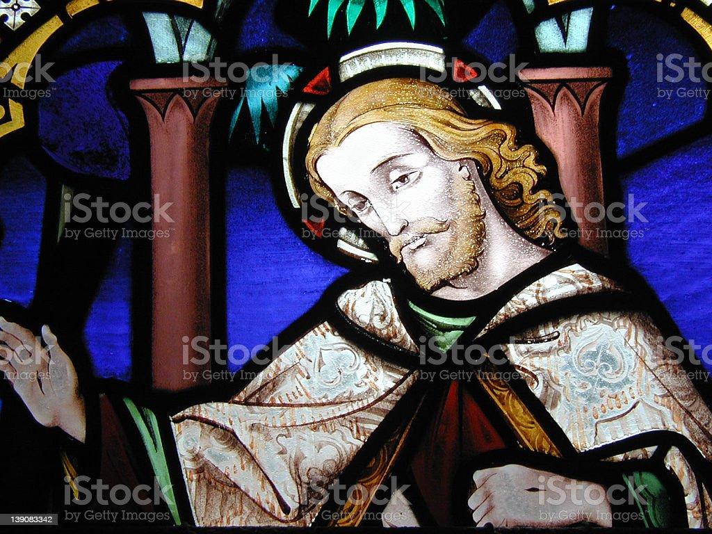 church window 4 royalty-free stock photo