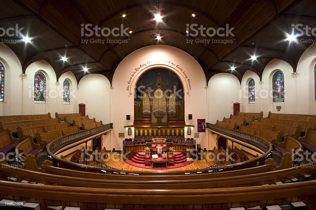 Churche stock photo