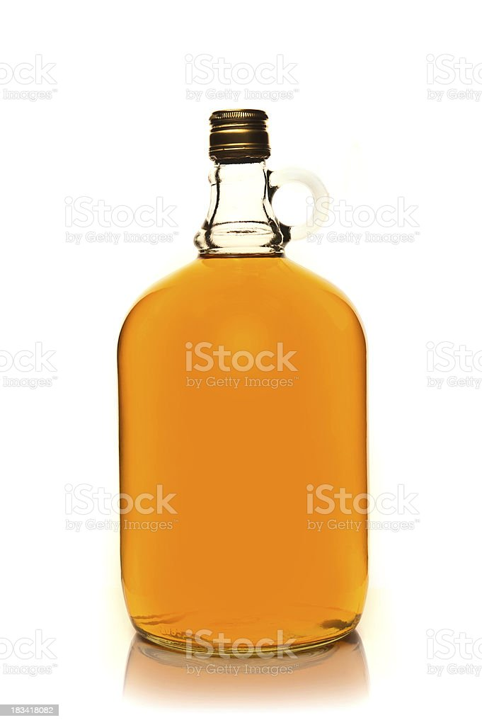 Cider royalty-free stock photo
