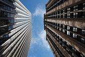 Ciel entre Buildings