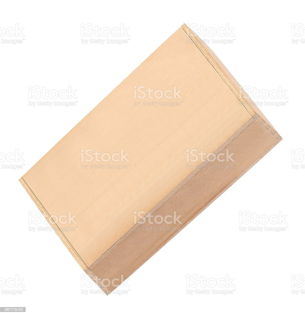cigar box stock photo